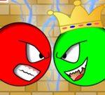 Red Ball Vs Green King