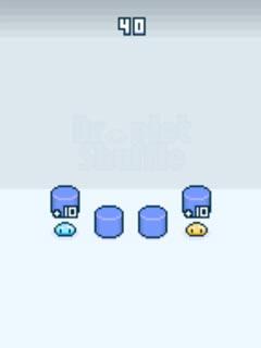 Image Droplet Shuffle